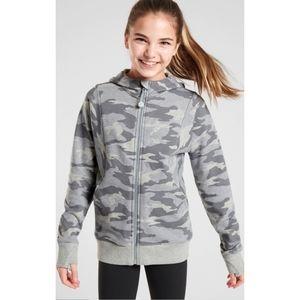 Athleta Girl Fearless Full Zip Jacket Size L-12